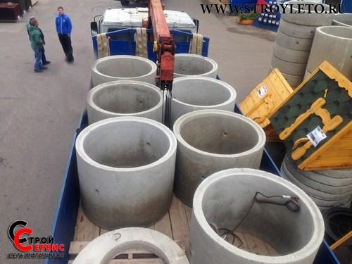 Доставки строительных материалов манипулятором в Клину и Солнечногорске