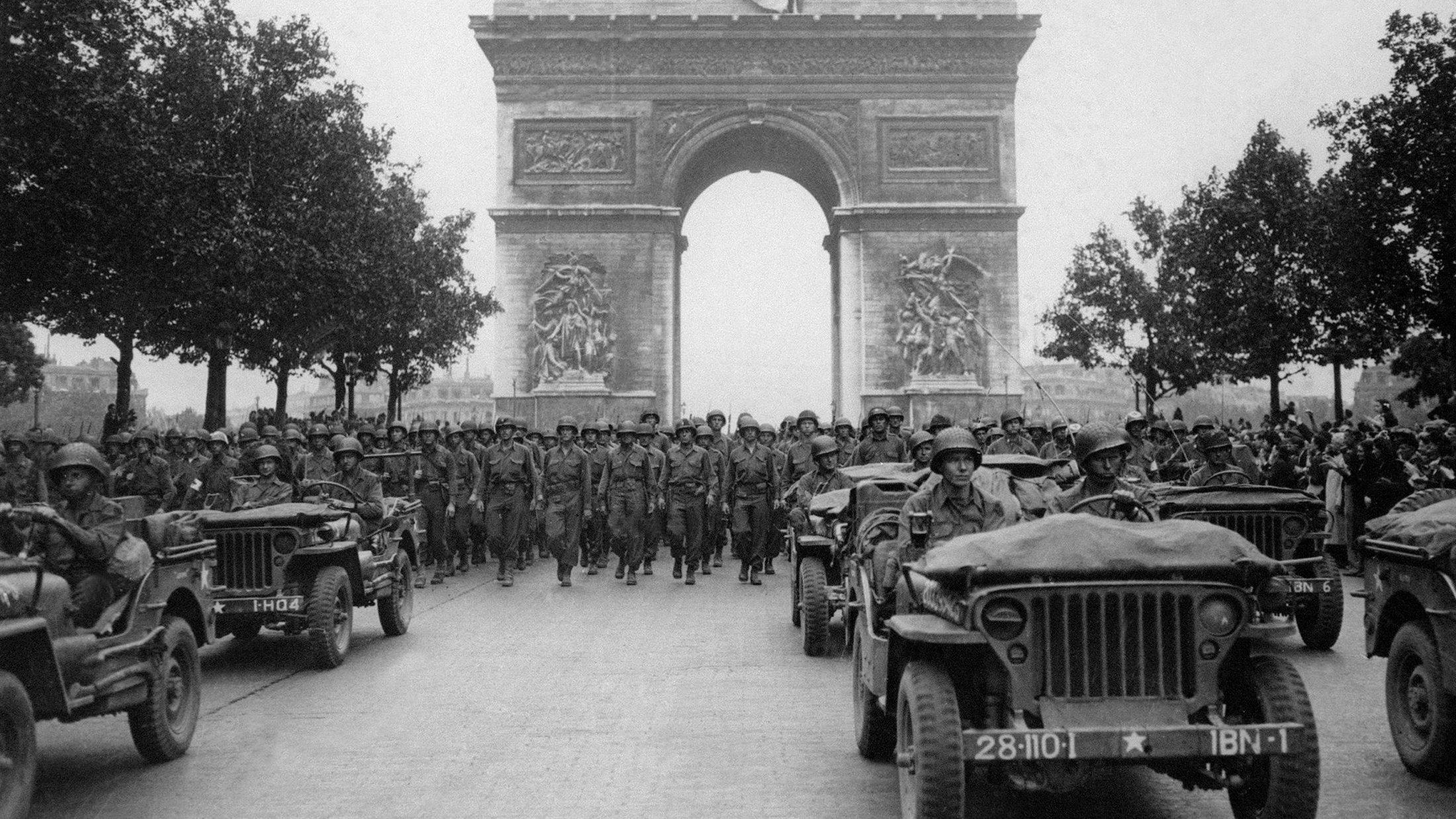 После военная Франция нуждалась в технологический прорывах в области строительства.