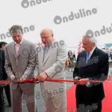Губернатор в Нижнем Новгороде на открытии супер завода в России. Фото 1.